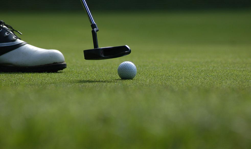 Le paradis des golfeurs