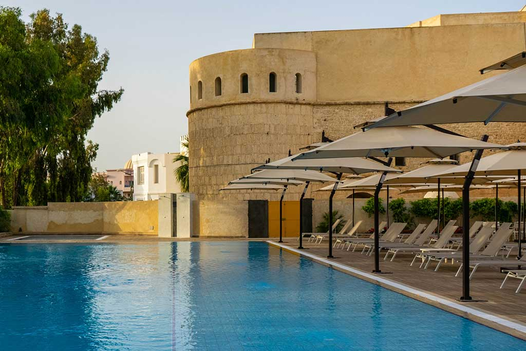 Pool House at Diar Lemdina : the new place to eat, drink and lounge this summer